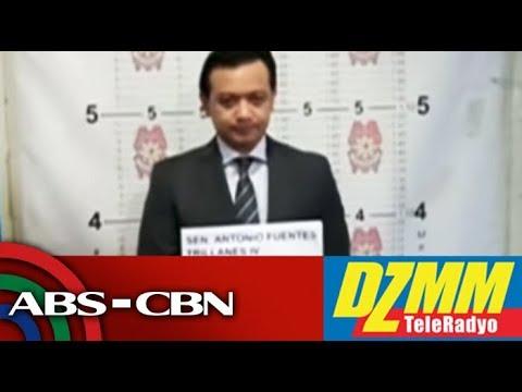 WATCH: Korte nag-isyu ng arrest warrant laban kay Trillanes | 25 September 2018