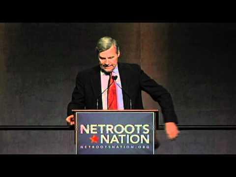 Senator Sheldon Whitehouse, Netroots Nation 2012