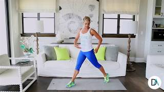 Fall Fitness Freebie - Butt and Thighs Workout with Denise Austin