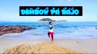 Zumba Dembow Pa Bajo Dj Silva Reggaeton 2021 Dance Workout Tiktok Dance Challenge