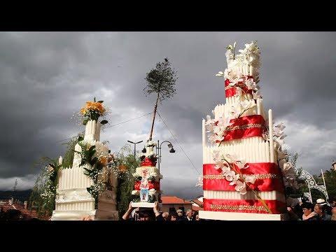 PROCESSIONE SAN GIULIANO MARTIRE 2016 - Ballo delle