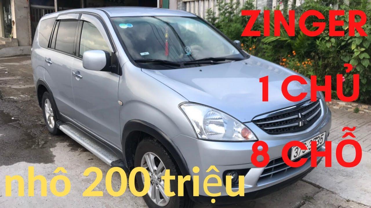 Sở hữu ngay Mitsubishi zinger 2008 Chỉ nhô 200 triệu Quá hời luôn.