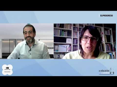 Encontros EP 📺 Volve a ver a charla coa mestra Mari Blanco