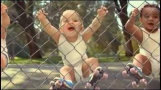 Evian Roller Babies Gangster Remix (Funny)