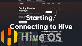 Getting Started & Connecting to HiveOS