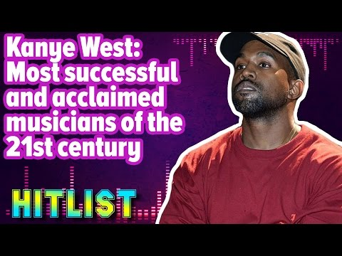 Kanye West: Most successful and acclaimed musicians of the 21st century