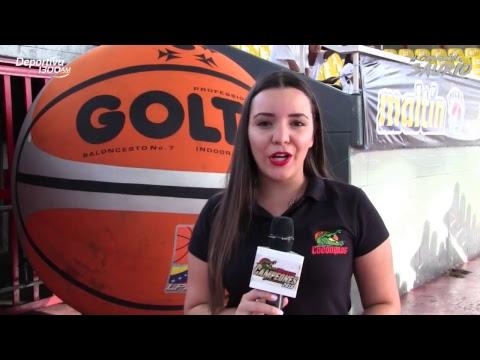 03/06/17 - COCODRILOS DE CARACAS vs. Toros de Aragua