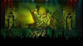 Iron Maiden - Westenfalenhalle, Dortmund, Germany, 11/24/03 [Death On The Road]