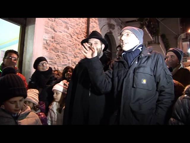 Gambatesa maitunat 31-12-2013: casa camperisti squadra chiu gnocc men ciufell