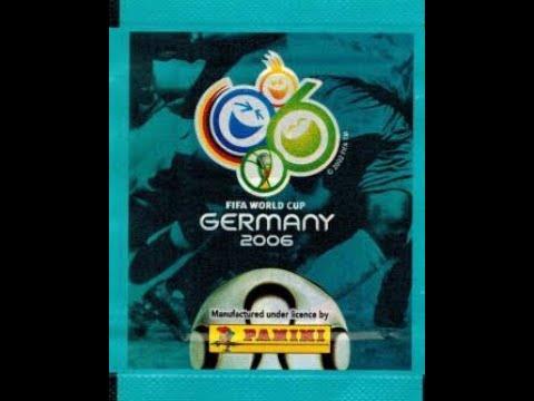 PANINI TOGO TEAM WORLD CUP 2006