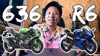 kawasaki-zx6r-636-vs-yamaha-yzf-r6-ซื้อคันไหนดี
