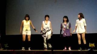 Kpop fever- 4D of TripleS dance SS501's Ur Man & Song calling 4 u & 2ne1's Pretty