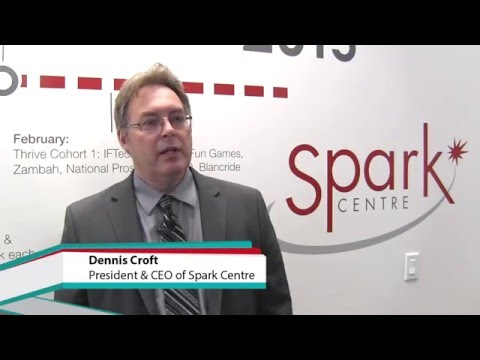 Our Oshawa is innovative entrepreneurship featuring Spark Centre