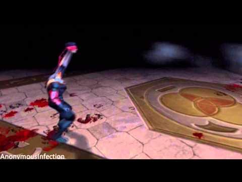 Mortal Kombat: Deadly Alliance - Quan Chi's Fatality