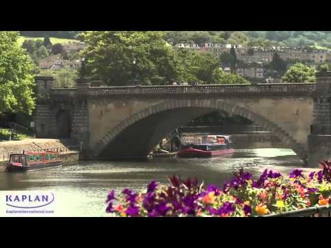เรียนต่อต่างประเทศ Bath, UK Kaplan