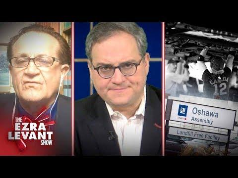 GM Oshawa plant the latest victim of Trudeau's anti-business agenda