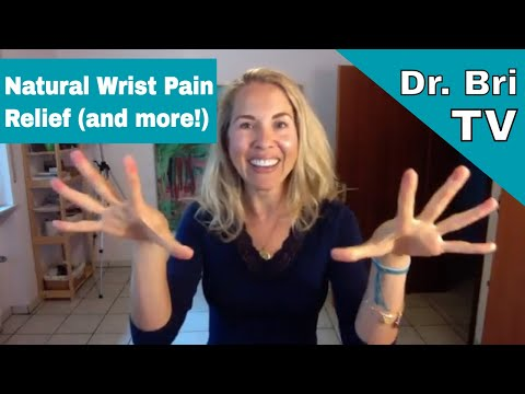Wrist Pain, Weight Loss + Prolapse, & Food Diary {Wellness Wednesday}