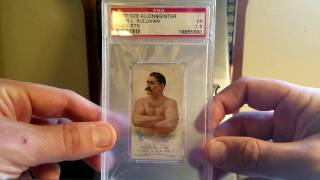 THE HOLY GRAIL OF BOXING CARDS!!