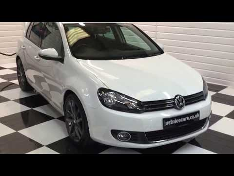 2011 (11) Volkswagen Golf GT 2.0 TDi MK6 140BHP Manual (Sorry Now Sold)
