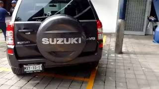 Suzuki Grand Vitara L4 GLS Color Negro 2012
