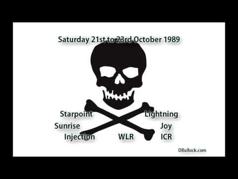 Pirate Radio ~ 21-23/10/1989 ~ London & Essex [R072]
