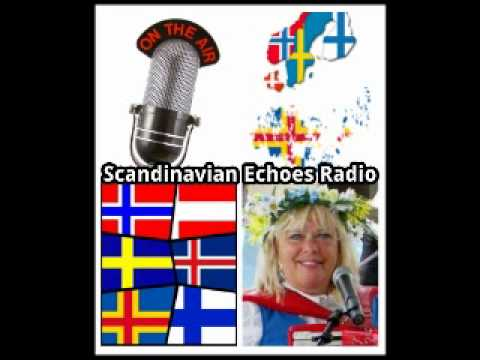 Scandinavian Echoes Radio - Hosted by Jeanne Eriksson Widman - With Guests From Sweden 6-3-1995