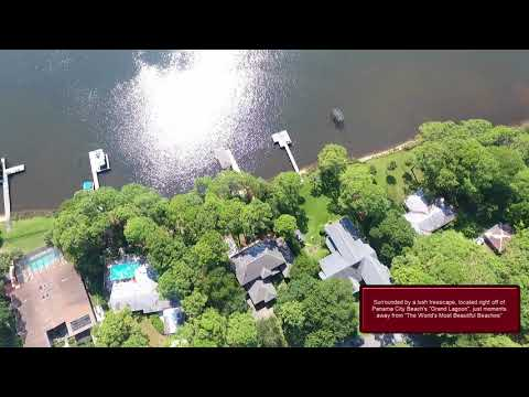 7311 Emerson Drive | Panama City Beach Waterfront House for Sale w/Boat Dock