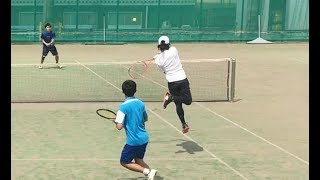 Doubles Highlights 5[tennis]
