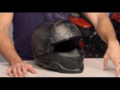 Scorpion Covert Helmet Review at RevZilla.com