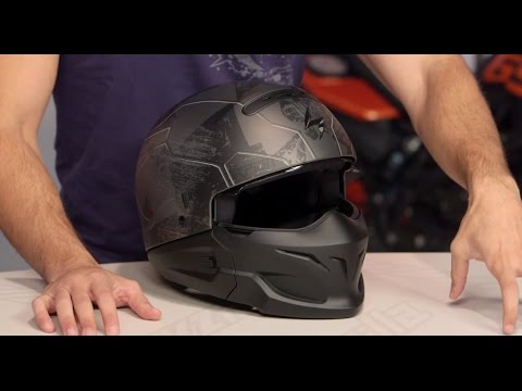 Scorpion Covert Helmet Review At Revzilla Com Youtube
