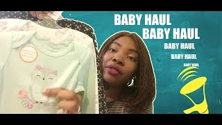 Baby Haul - Dresses & Shoes | So Fresh & So Clean