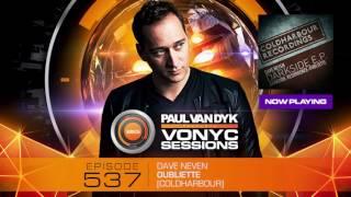 Paul van Dyk VONYC Sessions 537