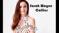 Sarah Wayne Callies family