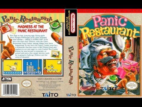 panic денди restaurant для игра of