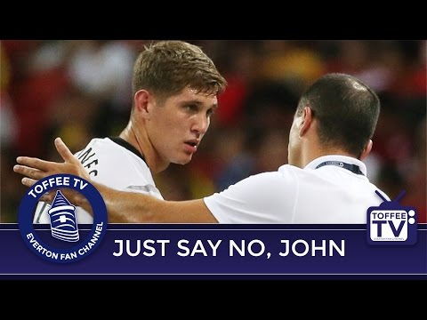 Just Say No, John Stones