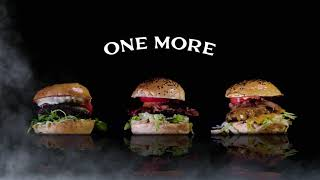 One More - Burger Advert
