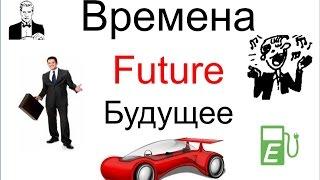 Все секреты будущего времени в английском! All secrets of Future in English!