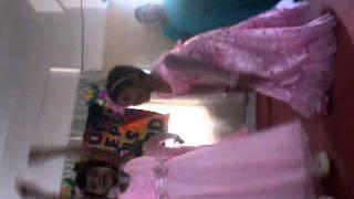 Sri raksha barbie dance