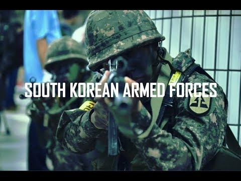 South Korean Armed Forces 2017