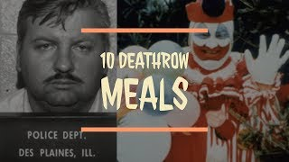 Gambar cover 10 Craziest Last Meal Requests From Death Row