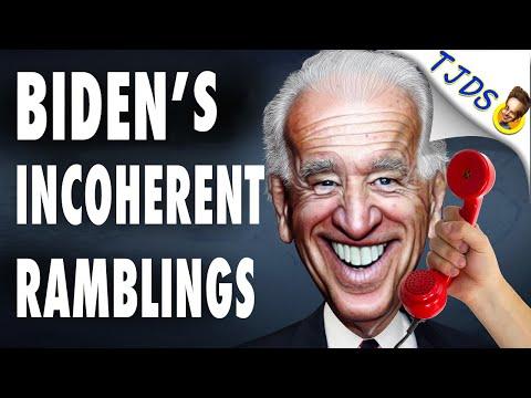 Biden's Incoherent Ramblings About Stimulus Checks & Neera Tanden