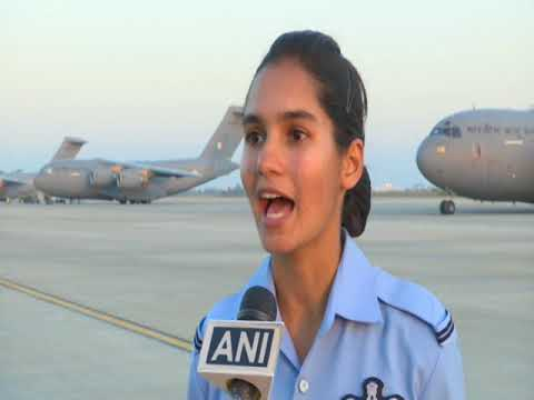 Sky's the limit for India's first woman fighter pilot