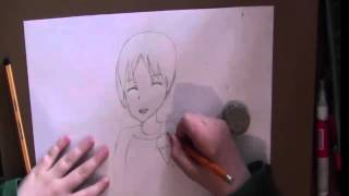 How to draw Megurine Luka from Reboot episode 1