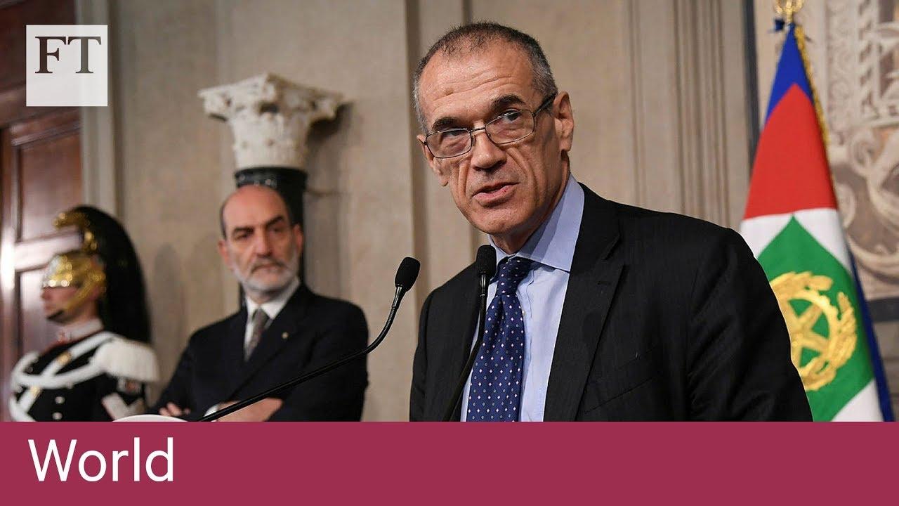 Who is Carlo Cottarelli?