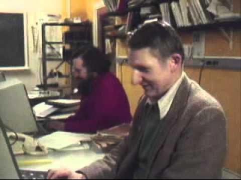 Unix Fathers Dennis M Ritchie  (dmr)  and Ken Thompson (ken)  talking about it...