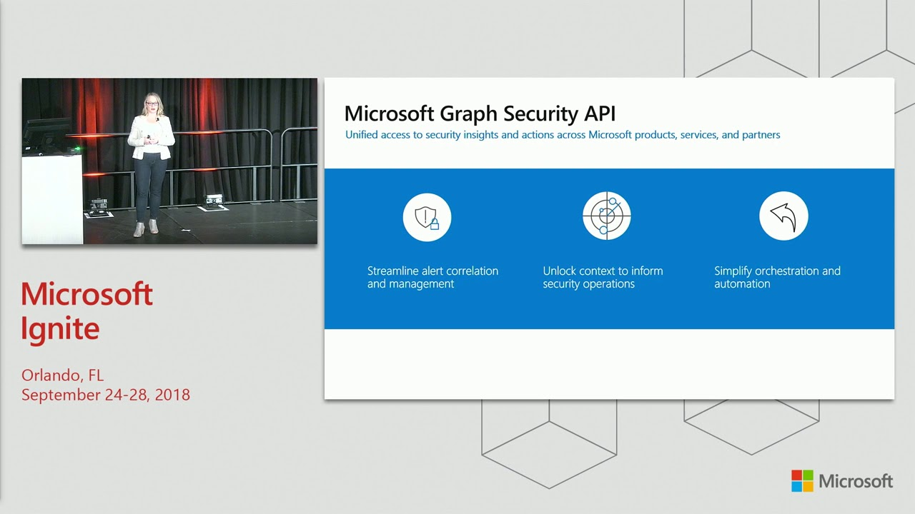 Microsoft Products Harnessing The Power Of The Intelligent Security Graph Brk2012