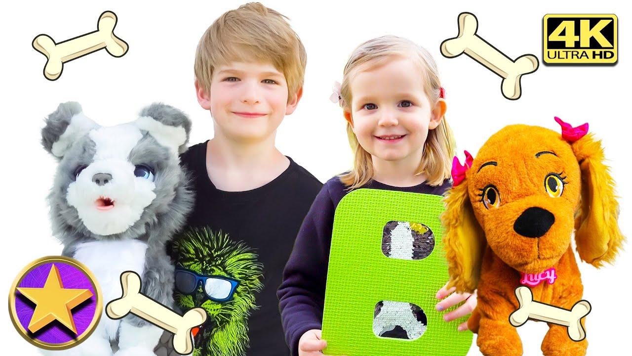 Bingo Kids Song for Girls and Boys - Nursery Rhymes