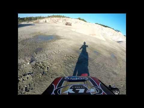 Dirt Biking Trails Rhode Island - Seesaw and Dunes