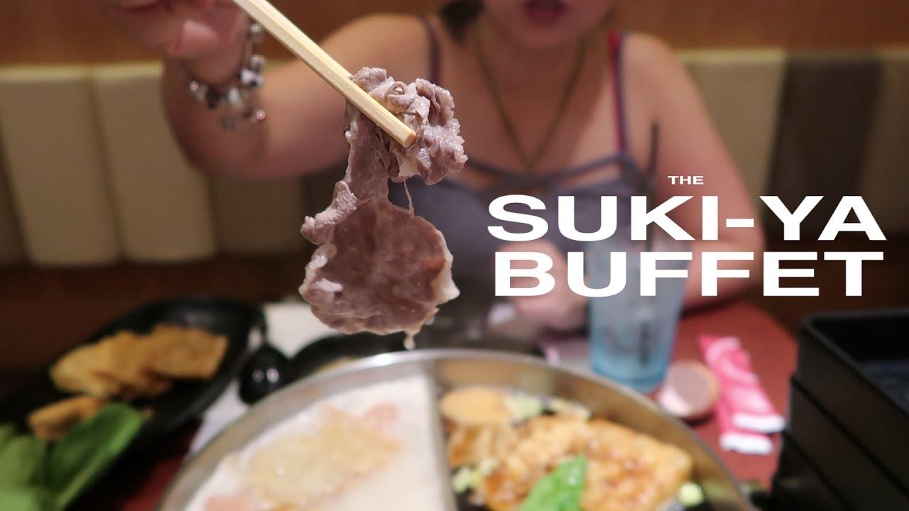 SUKI-YA SHABU-SHABU BUFFET SINGAPORE