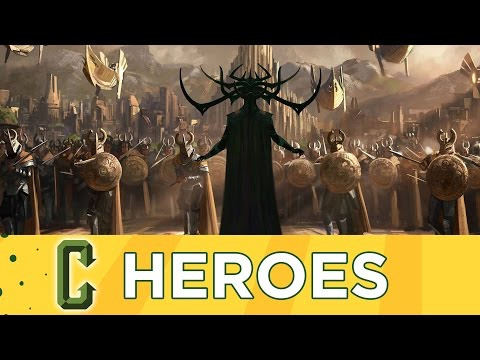 Collider Heroes - Thor: Ragnarok Adds Jeff Goldblum, Karl Urban and Reveals New Characters